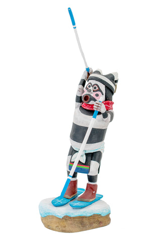 Skiing Koyala Katsina Doll by Neil David Jr.