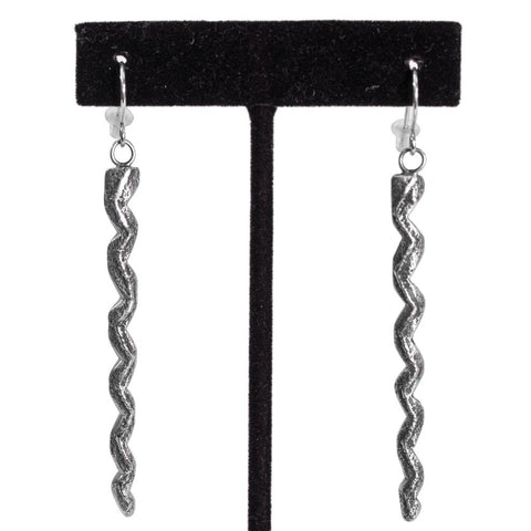 Cast Lightning Earrings by Jonah Hill
