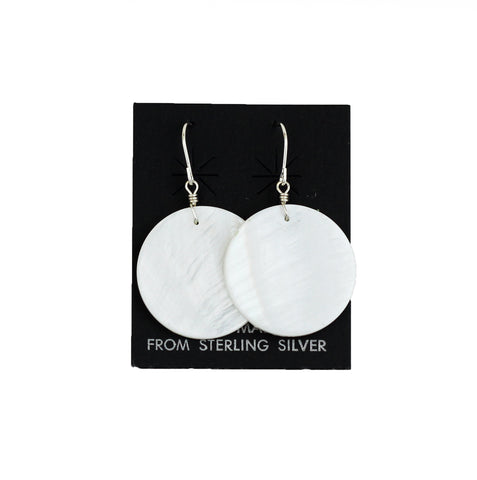 Slab & Shell Earrings