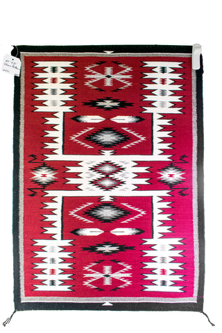 Storm Pattern Rug by Sally Dickson