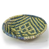 Natural Rim Medium Sifter Basket by Marvene Dawahoya