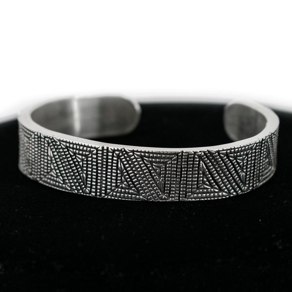 8 Square Maze Bracelet by Elgin Tom