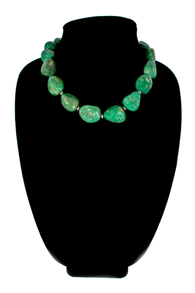 Royston Rounds Necklace by Nestoria Coriz