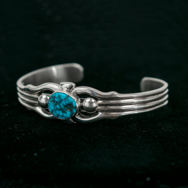 Turquoise Bracelet by Wilson Begay