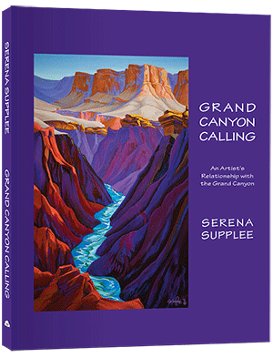 Grand Canyon Calling: An Artist's Relationship with the Grand Canyon (Paperback)