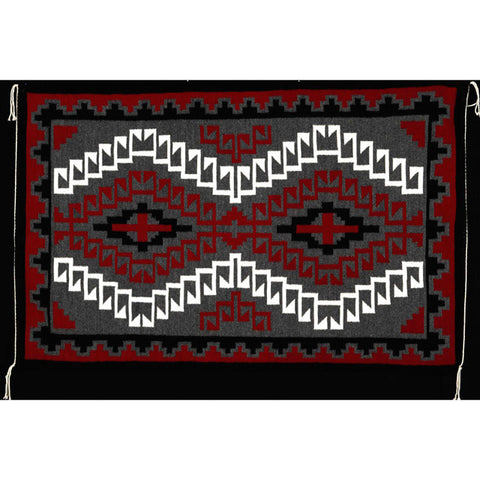 Klagetoh Pattern Rug by Fannie Pete