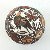 Mini Polychrome Seed Pot