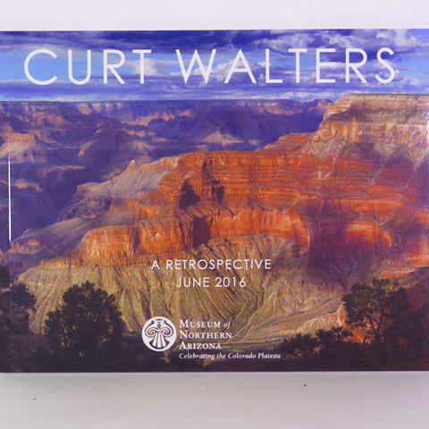 """Curt Walters: A Retrospective"" Exhibition Catalogue"