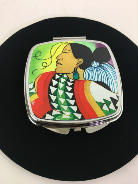 Beverly Blacksheep Compact Mirrors