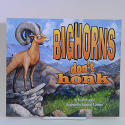 Big Horns Don't Honk