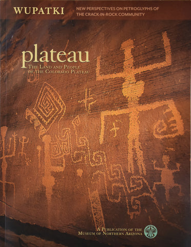 Plateau: Wupatki - New Perspectives on Petroglyphs of the Crack-in-Rock Community