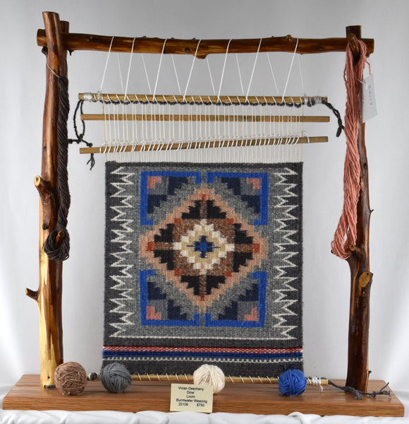 Burntwater Weaving Loom