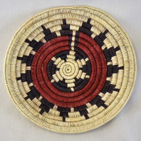 Traditional Pattern Basket