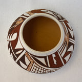 Small Polychrome Bowl
