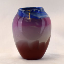 "Medium Handblown Glass ""Arizona Vase"""