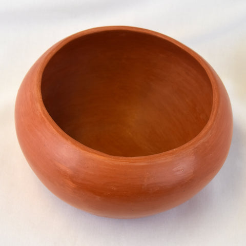 Plain Redware Bowl