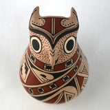 Effigy Owl Pottery