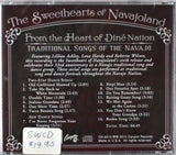 Traditional Songs of the Navajo