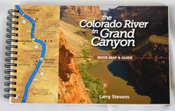 The Colorado River in Grand Canyon: River Map & Guide