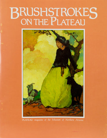 Plateau: Brushstrokes on the Plateau