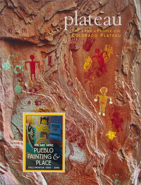 Plateau: Pueblo Painting and Place