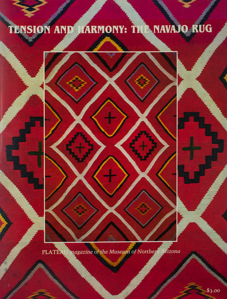 Tension and Harmony: The Navajo Rug