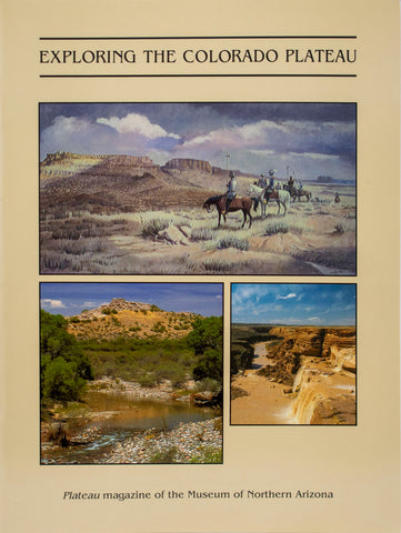 Plateau: Exploring the Colorado Plateau