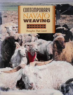 Plateau: Contemporary Navajo Weaving - Thoughts That Count