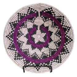 Paiute Ceremonial Pattern Bowl-Shape Basket by Edith King