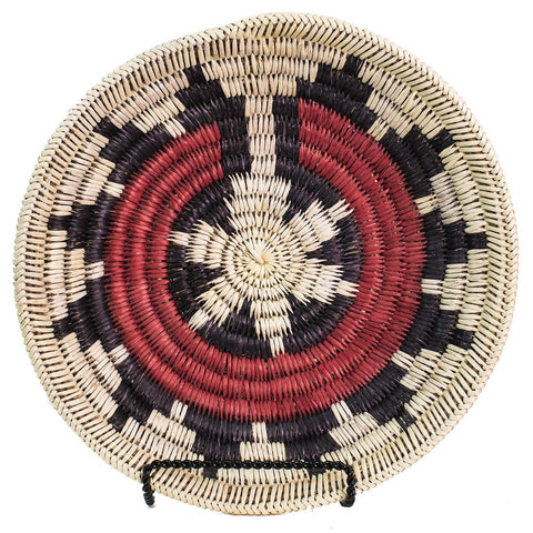 Traditional Pattern Basket by Mary Owl