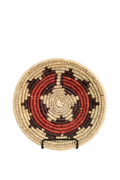 Ceremonial Pattern Basket