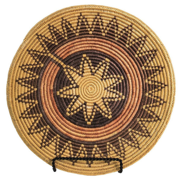 Ceremonial Pattern Basket by Grace Lehi
