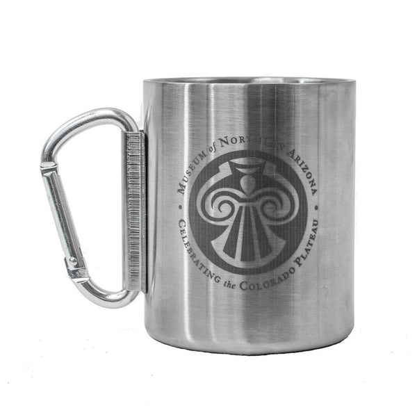 Stainless Steel Logo Mug