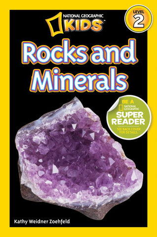 National Geographic Kids Rocks & Minerals