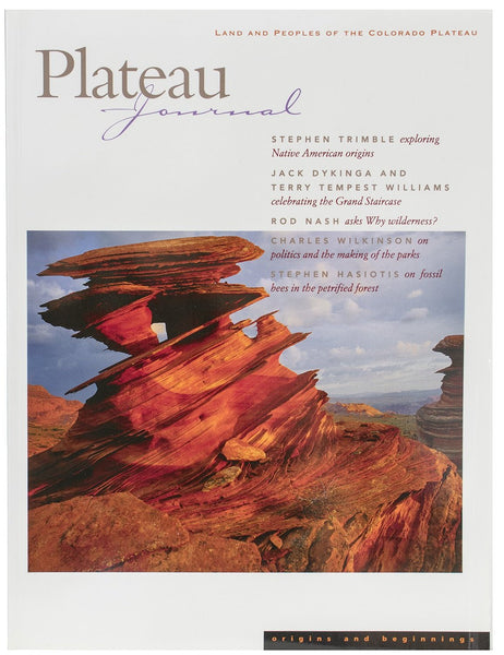 Plateau Journal: Origins & Beginnings
