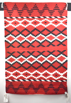 Ganado Rug by Fannie Pete