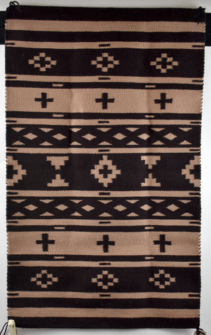 Chinle Black & Tan Rug