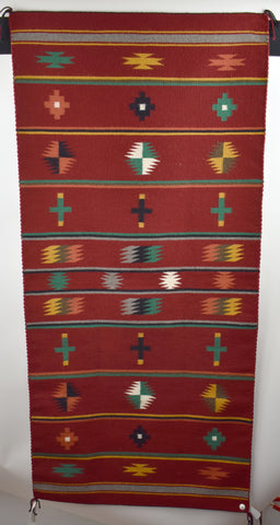 Germantown Rug by Bessie Yazzie
