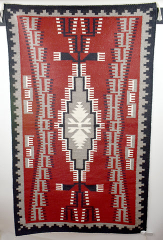 Ganado Rug by Julia Pete