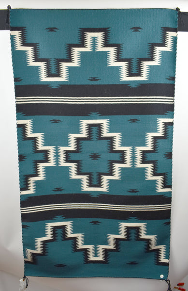 Blue Ganado Revival Rug