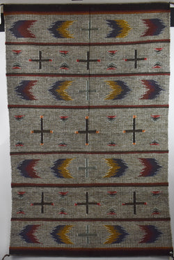 Raised Outline Rug by Rose Blackmountain