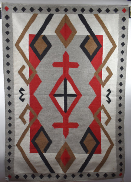 1910 Remake Rug by Julia Pete