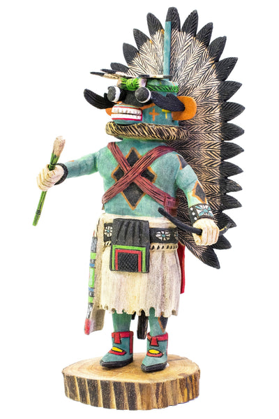 Eagle Katsina Doll by Tino Youvella
