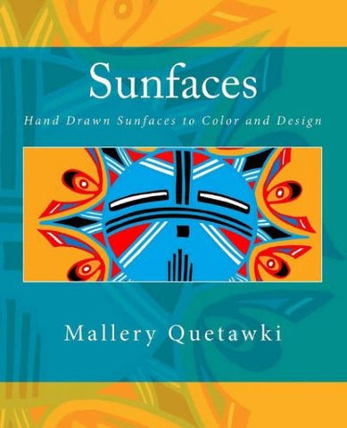 Sunfaces Coloring Book