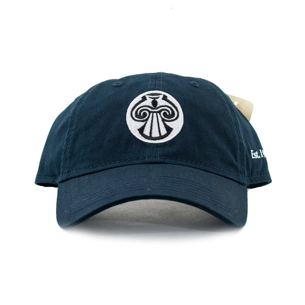 Blue MNA Logo Adjustable Baseball Cap