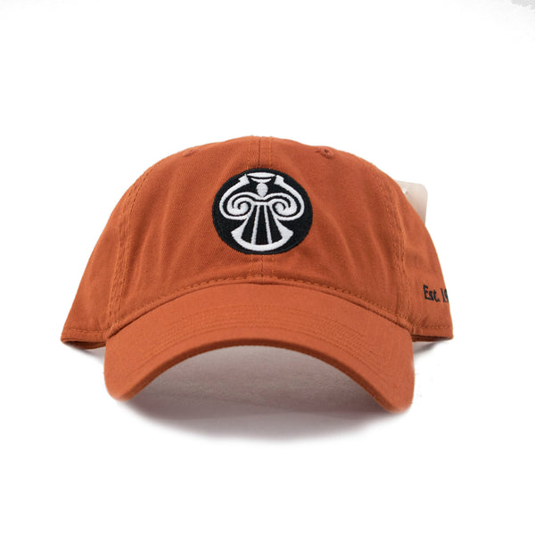 Rust MNA Logo Adjustable Baseball Cap