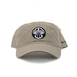 Khaki MNA Logo Adjustable Baseball Cap