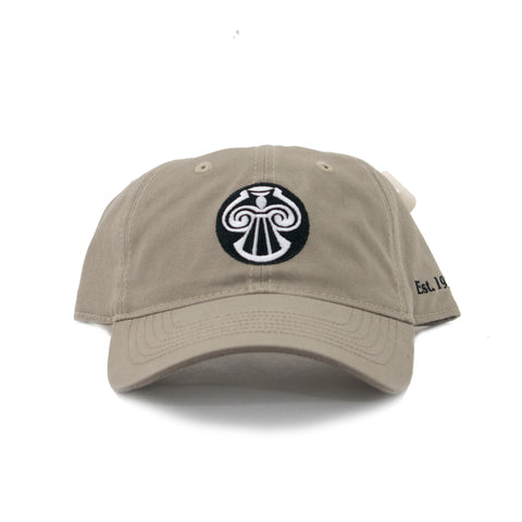 Tan MNA Logo Adjustable Baseball Cap