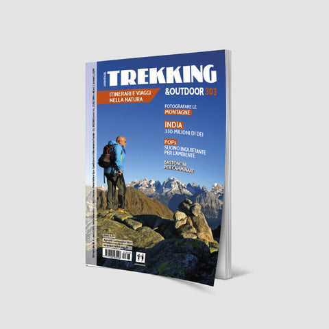 TREKKING&Outdoor n. 303 - Agosto/Settembre Digital Edition