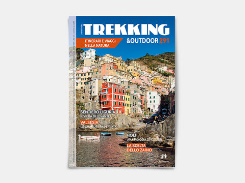 TREKKING&Outdoor n.291 Agosto / Settembre - Digital edition